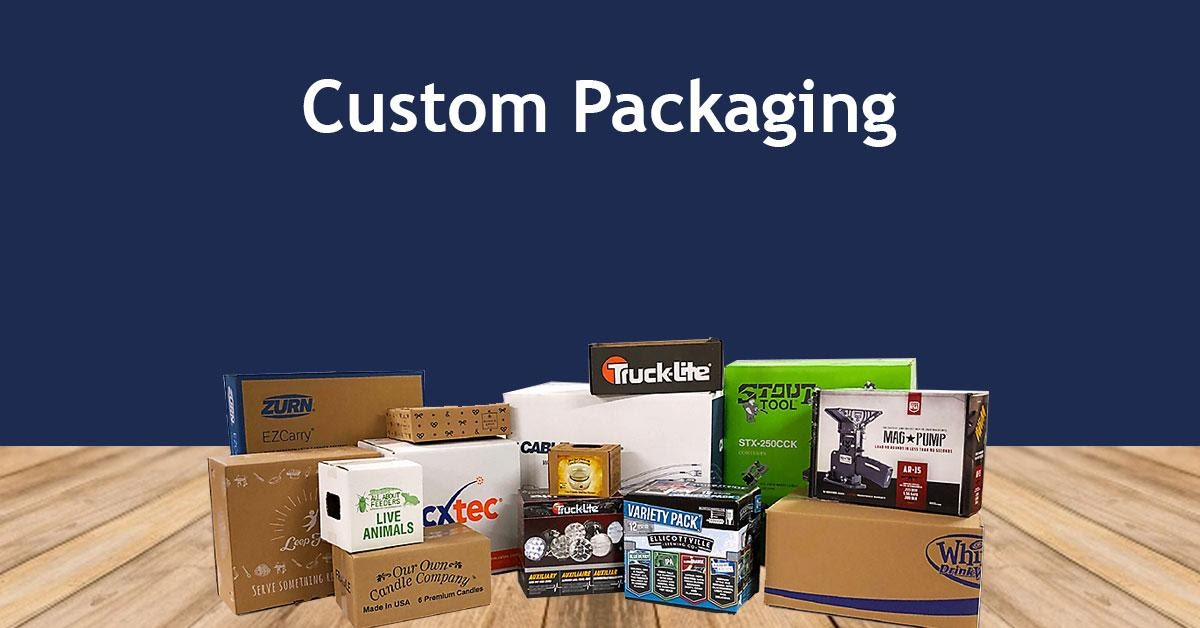 Tips and Techniques for Designing Custom Packaging